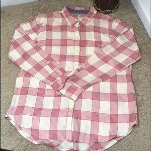 Lucky Brand Plaid Shirt
